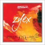 D'Addario D'Addario Zyex Violin Single G String, 4/4 Scale, Heavy Tension