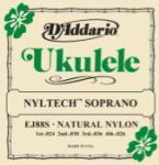 D'Addario Ukulele Set - Nyltech Soprano