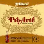 D'Addario J5602 4/4 Violin A String Pro Arte
