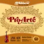 D'Addario J5644 4/4 Violin String Set Pro Arte J56 4/4M