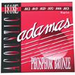 Adamas 1818E Phosphor Bronze Acoustic Strings - Light (12-53)