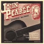 John Pearse J. Pearse Light Phosphor  Bronze 600L