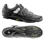 Giant G20299 GNT Pulse Road Shoe MES Composite Sole 45 Black/White