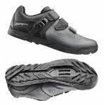 Giant G870001068 GNT Line Off-Road Shoe MES Composite Sole 45 Grey/Black