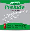 D'addario J101112M PRELUDE CELLO A MED 1/2