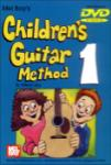 Mel Bay Children's Guitar Method Vol 1 DVD Only