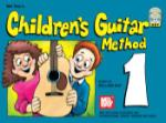 Mel Bay Children's Guitar Method Vol 1 - Book with CD and DVD