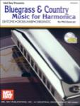 Bluegrass and Country Music for Harmonica - Book & CD