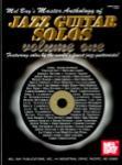 Master Anthology Of Jazz Guitar Solos V1