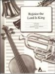 Rejoice, the Lord Is King - Flute Duet 2 Fl,Pno