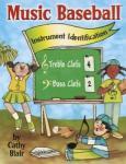 Music Baseball: Instrument Identification