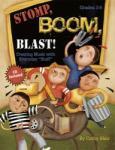 Stomp, Boom, Blast - Book/CD