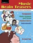 Music Brain Teasers