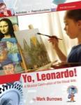 Yo, Leonardo! A Musical Celebration of the Visual Arts - Book/CD