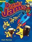 Planet Jams - Book/CD