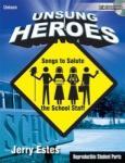 Unsung Heroes (Bk/CD)