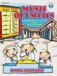 Music Olympics - Book & CD