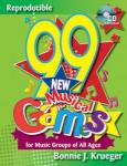 99 New Musical Games - Book/CD