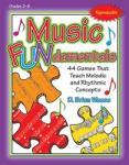 Music FUNdamentals Games Book