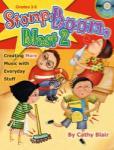 Stomp, Boom, Blast 2 - Book/CD