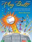 Play Ball! Music Games Book