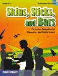 Skins, Sticks, and Bars - Book/CD
