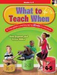 What to Teach When - Grades 4-5 Text,