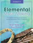 Elemental Music Making [music education] Book,Data