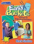 Easy Buckets [music education] Book,Audio