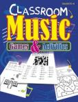 Classroom Music Games and Activities (Book)