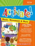 Activate! Apr/May 14 Games,Uni,