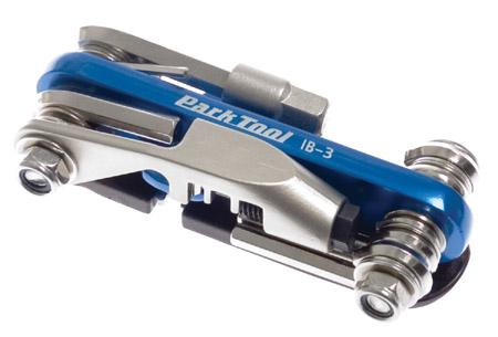 Park Tool  PRK IB-3 I-Beam Multi-Tool