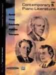 Contemporary Piano Literature 5  Method