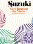Suzuki Note Reading for Violin