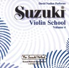Suzuki Violin School CD 4