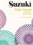 Alfred AL000381S Suzuki Flute School, Flute Part Volume 6