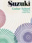 Suzuki Guitar School 6