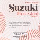 Suzuki Piano School CD 3