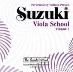 Suzuki Viola School CD, Volume 7 [Viola]