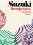 Suzuki Recorder School  Sop Vol 1