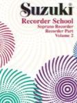 Suzuki Recorder School  Sop Vol 2