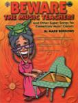 Beware the Music Teacher - Book/CD