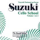 Suzuki Cello School CD, V1-2
