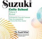 Suzuki Cello School CD, Volume 8 [Cello]