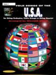 Folk Songs Of The USA - Violin 3