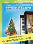 Premier Piano Christmas Value Pack 2A-2B [Piano]
