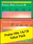 Basic Piano Praise Hits Value Pack 1A & 1B