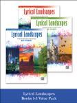 Lyrical Landscapes, Books 1-3 [Piano] -