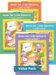 MLM Halloween Rhythm Speller Books 1-4 Value Pack [piano]