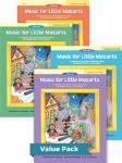 MLM Halloween Fun Books 1-4 Value Pack [piano]